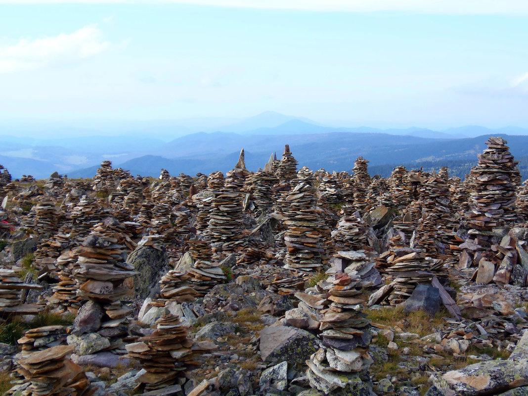 Долина горных духов, Алтай - Алина Меркурьева