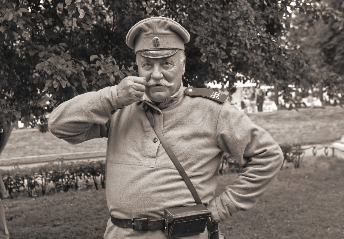 Старослужащий - Георгий Вересов
