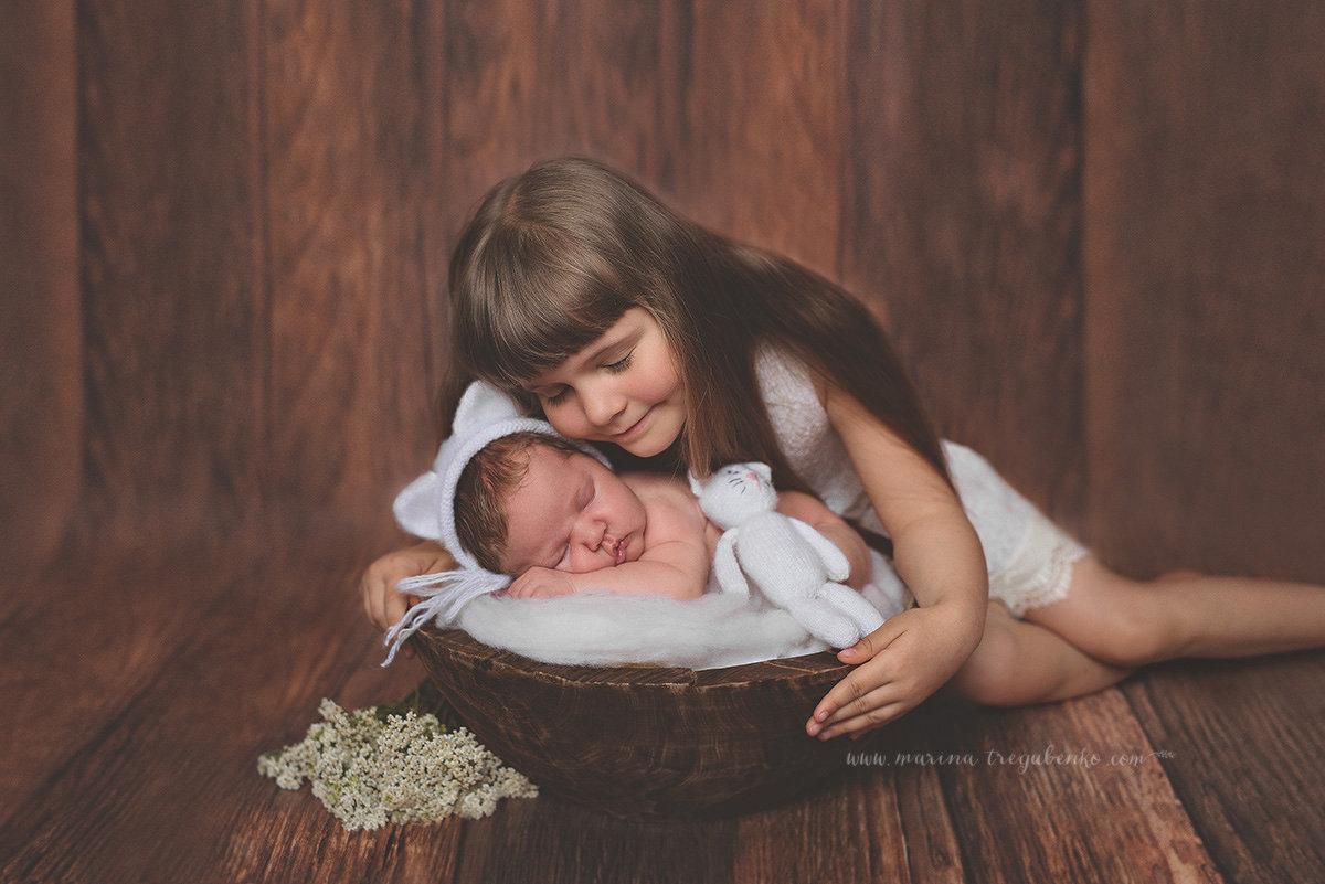 Newborn - Марина Трегубенко