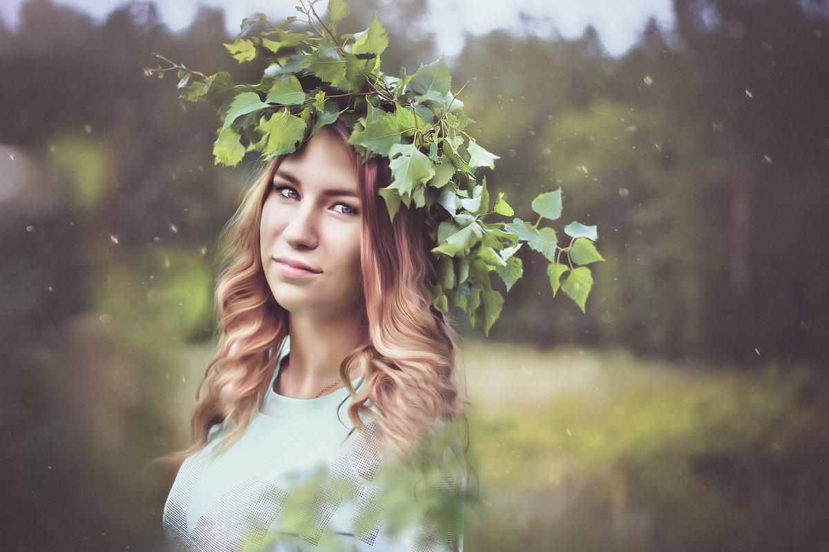 Лесная красавица - Валентина Ткачёва