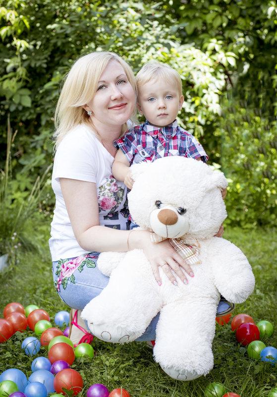 мама и сыночек - Елизавета Ск