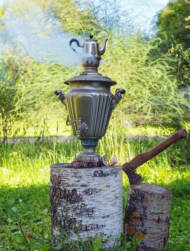 Самоварный чай... - Ирина Лепнёва