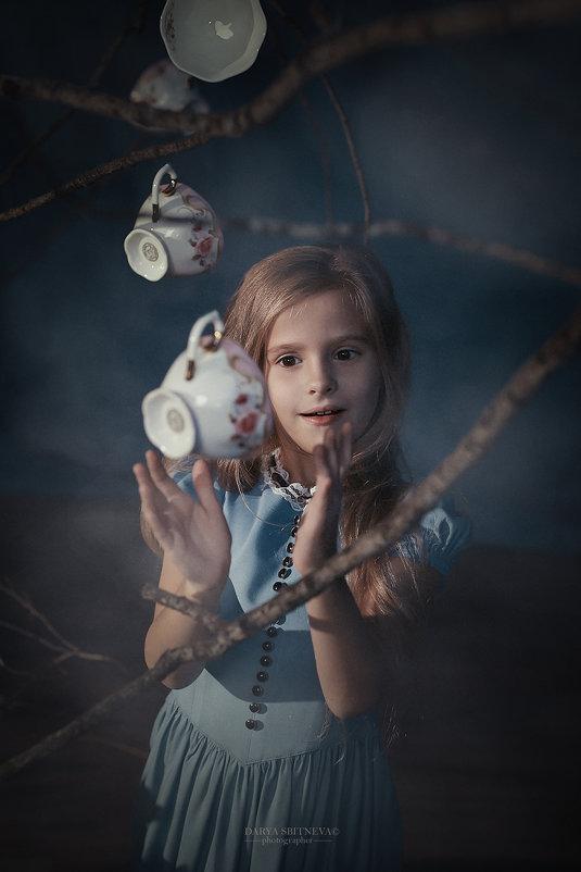 ФП Алиса в стране чудес - Дарья Сбитнева