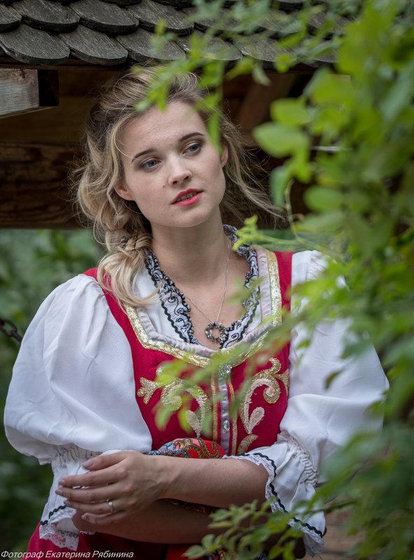*** - Екатерина Рябинина