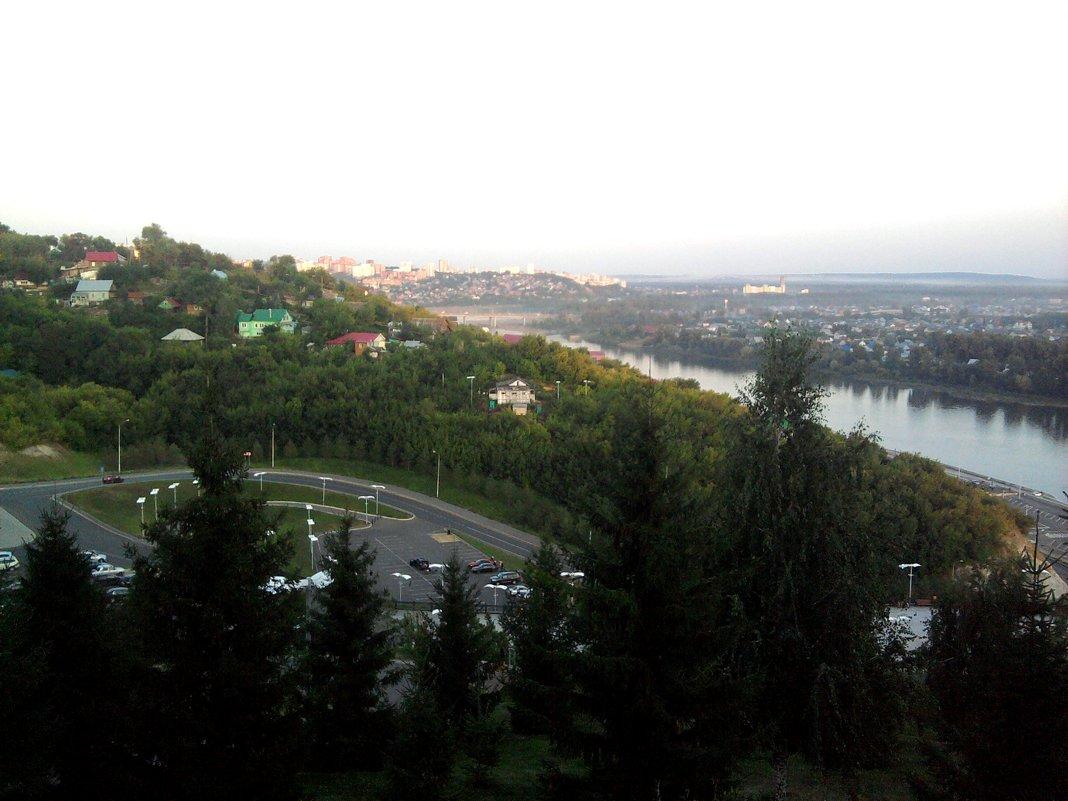 Люди всегда стремились селиться у реки - Владимир Ростовский
