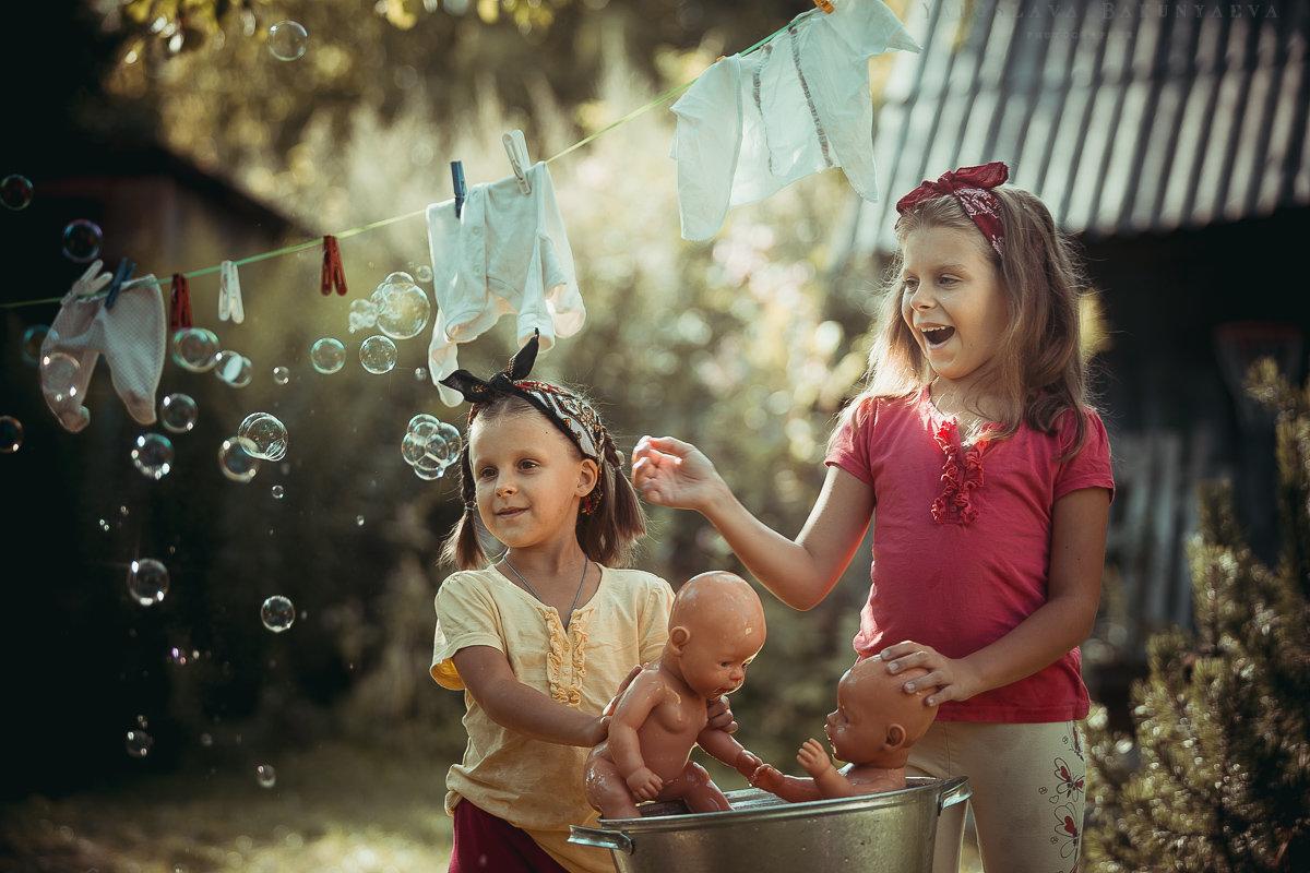 детские игры - Ярослава Бакуняева