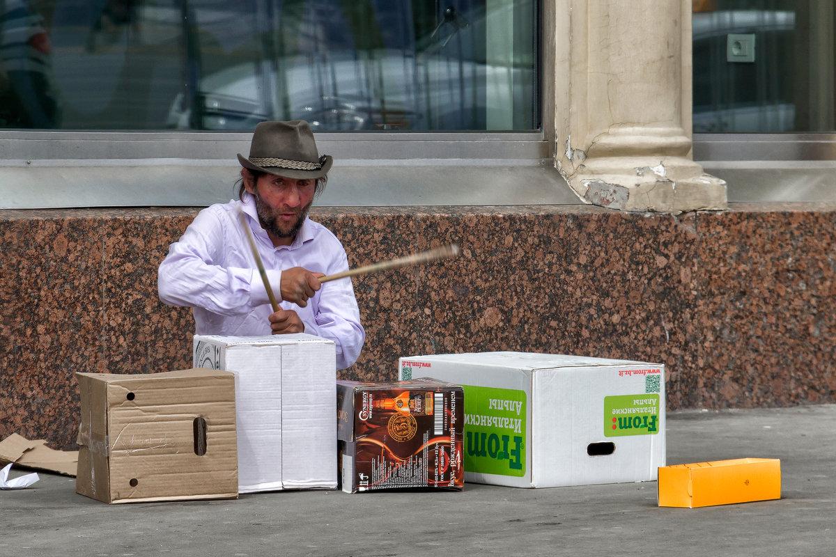 Уличный музыкант 1 - Сергей Филатов