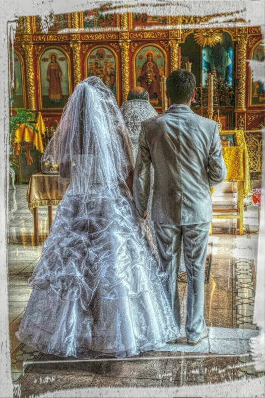 Таинство венчания! - Натали Пам