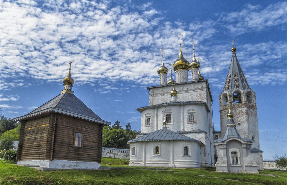Троице-Никольский мужской монастырь - Сергей Цветков