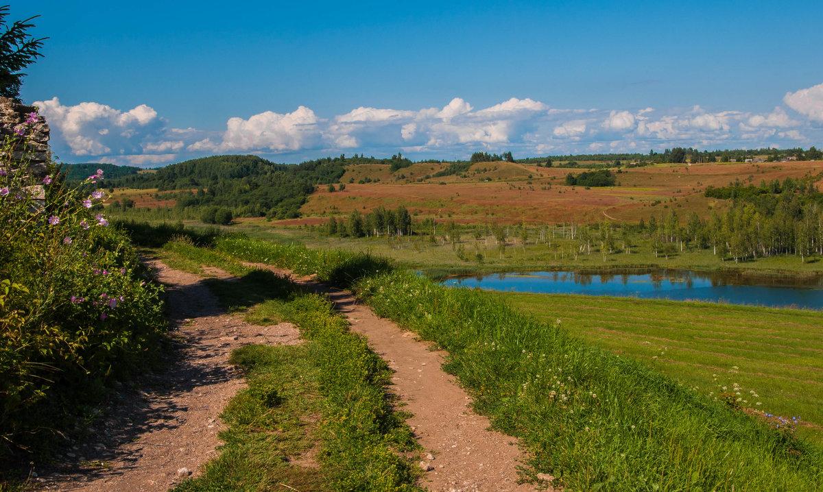Городищенское озеро (Изборск) - Даниил pri (DAROF@P) pri