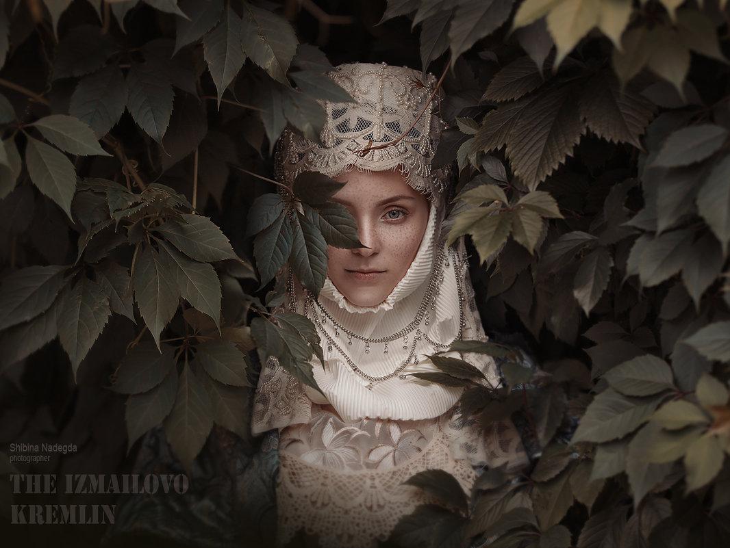 Анна - Надежда Шибина