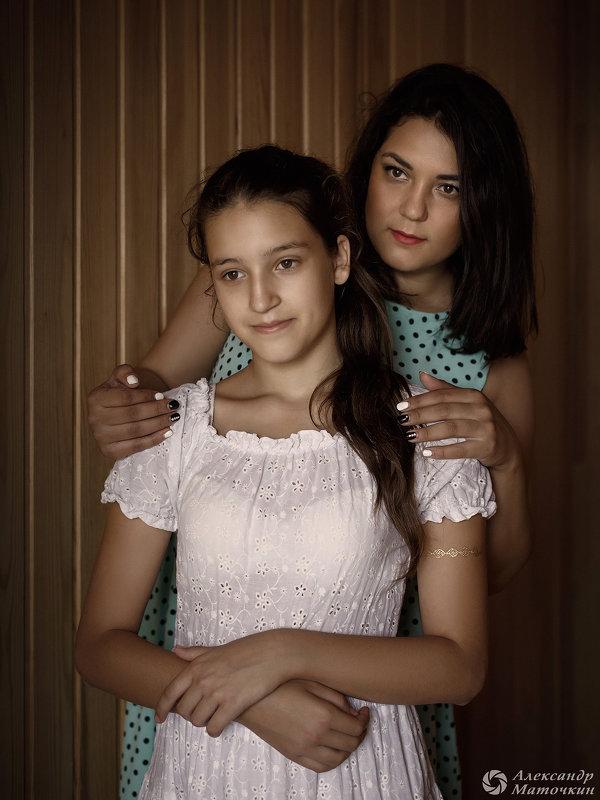 Лаура и Есения - Александр Маточкин