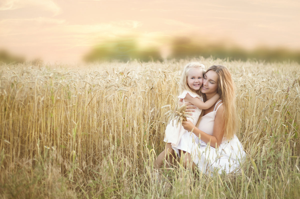 Мама дочка - Tatiana Bobrikova