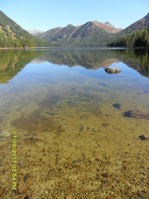 Горное Озеро - Татьяна Татьянина