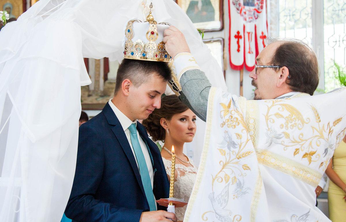 Обряд венчания.Украина. - Николай Хондогий