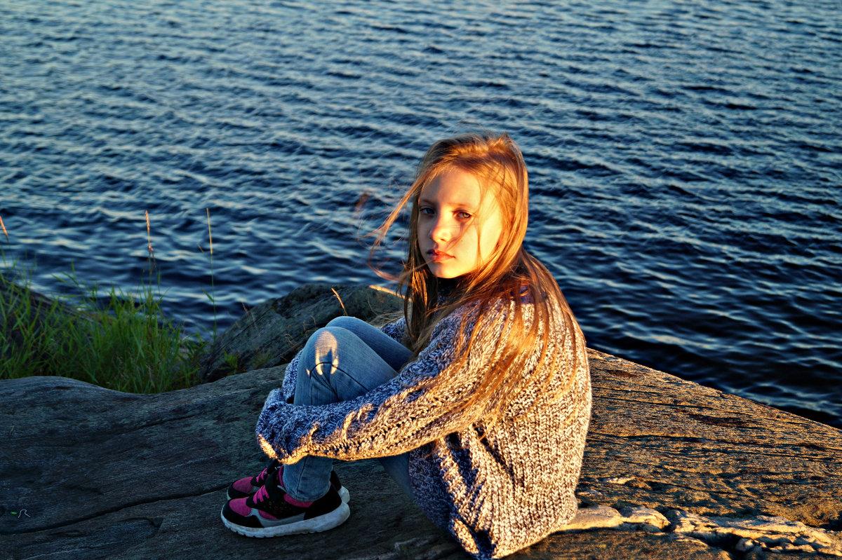 моя маленькая леди модель - Валерия Воронова
