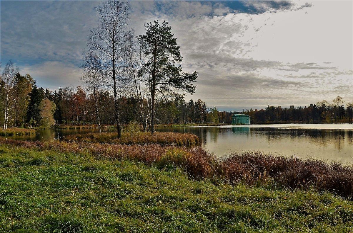 Сказка Белого озера... - Sergey Gordoff