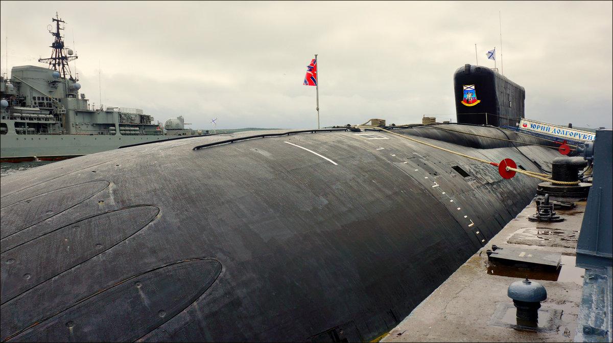 четвертая лодка проекта 955 борей