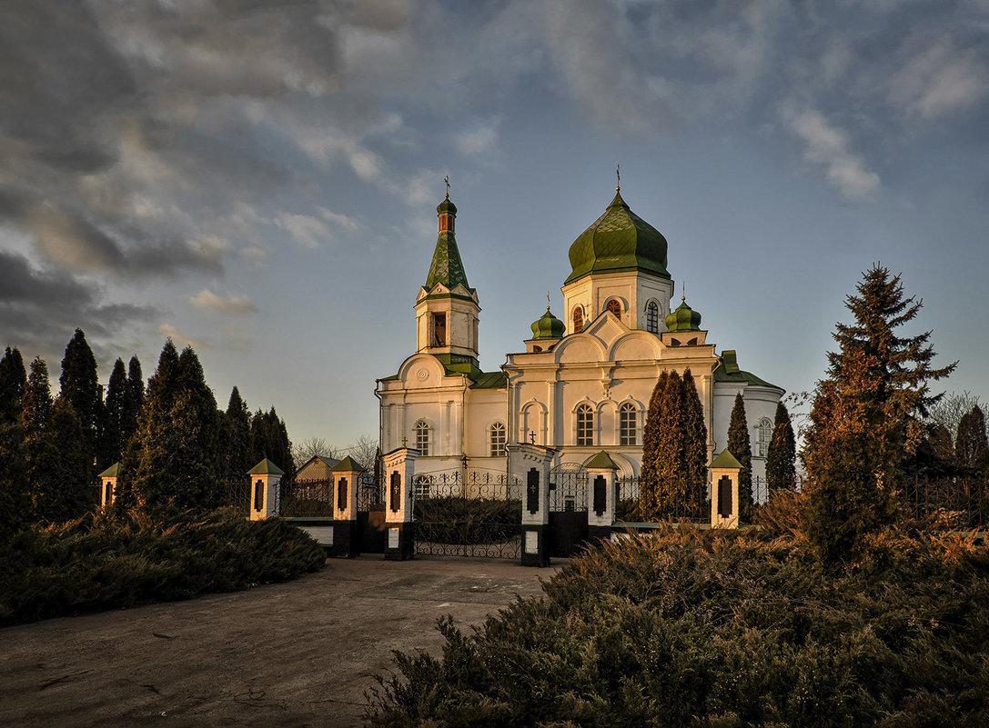 Вознесенская церковь - Александр Бойко
