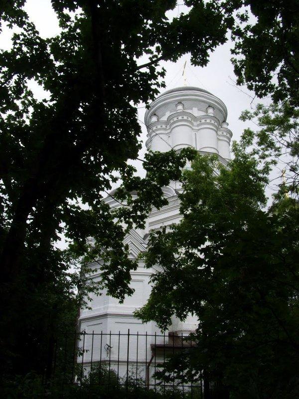 Ц. Усекновения главы Иоанна Предтечи в Дьякове - Анна Воробьева