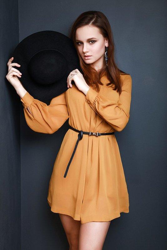 Модель - Ольга