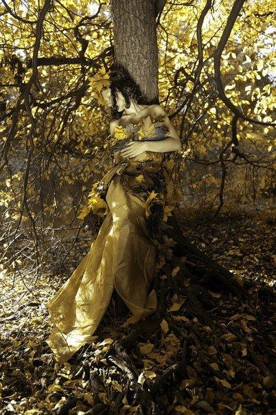 Осень - Александра