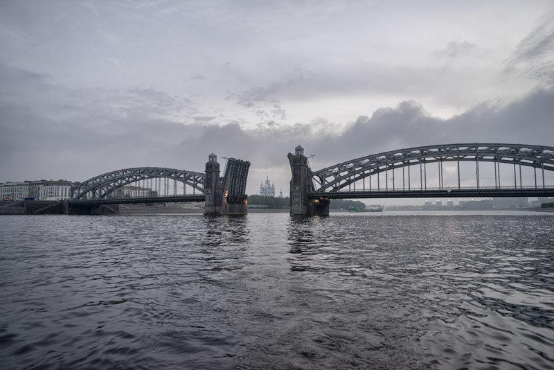 Мост Петра Великого - Алексей Сильников