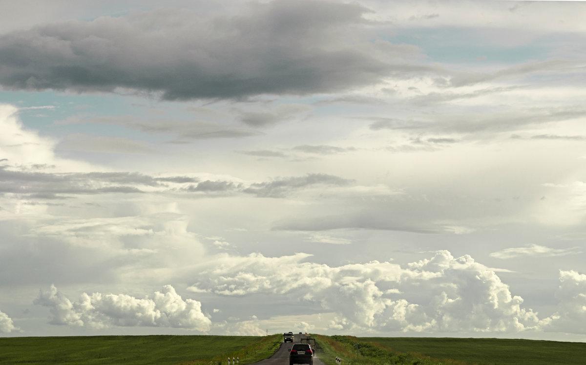 Дорога в облака - Виктория Большагина