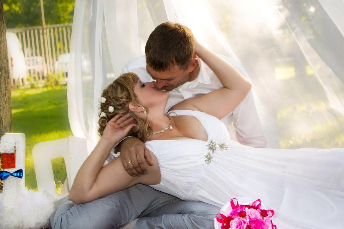 Прекрасное да от невесты на свадьбу
