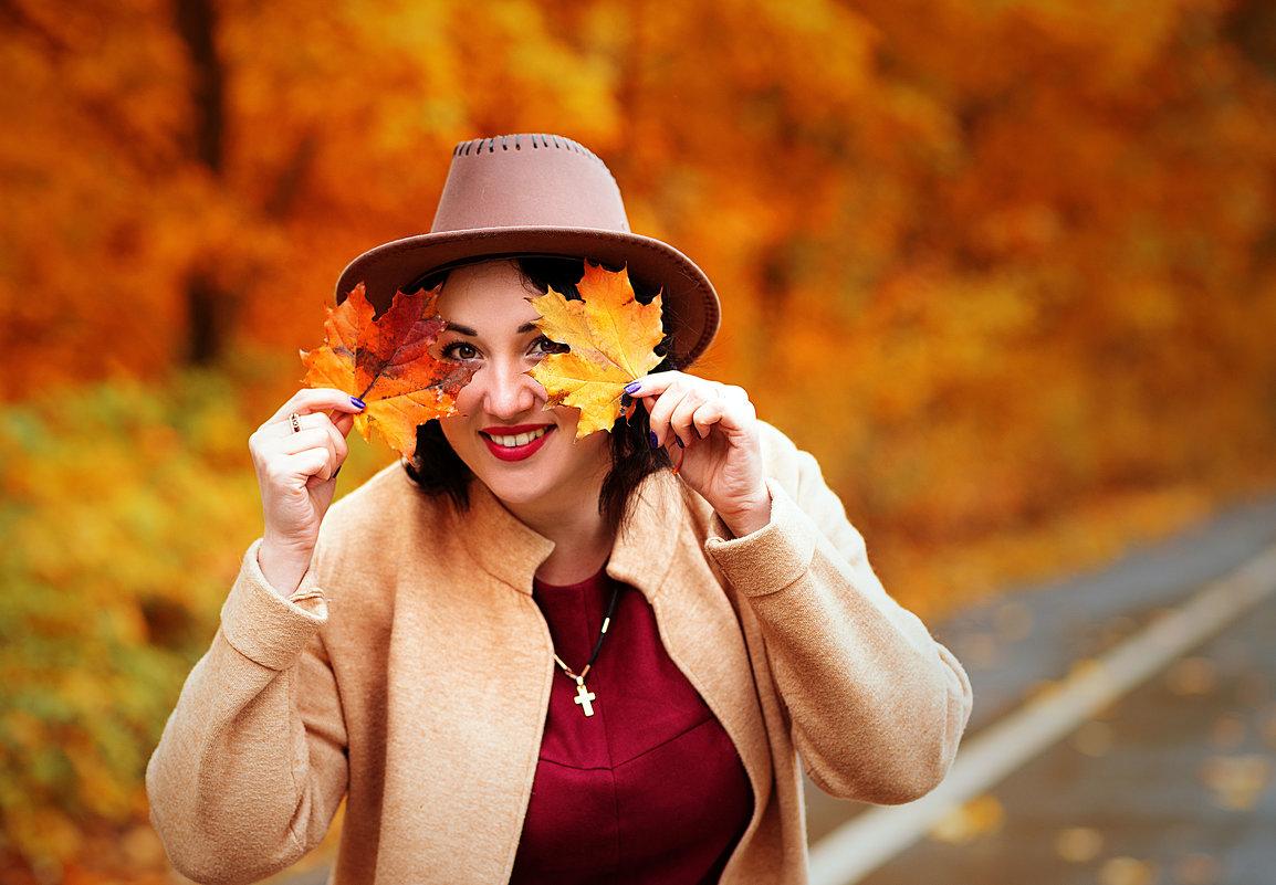 Осень - photographer Anna Voron