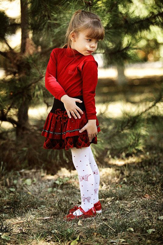 Пятилетняя модель - Сергей Удовенко