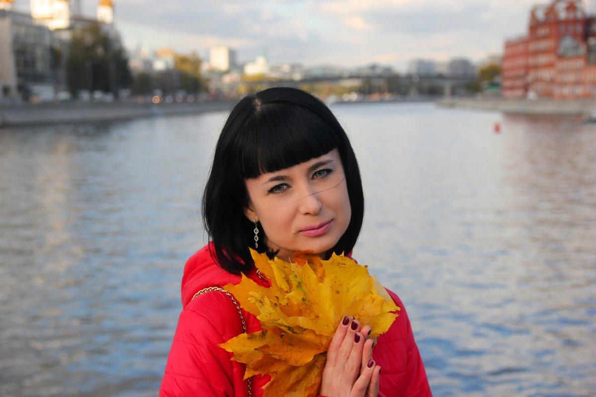 Осенние листья. - Александр Бабаев