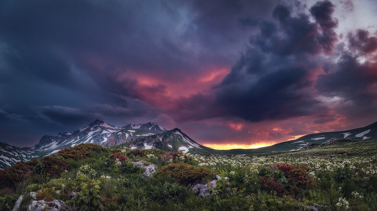 Закат у Оштена - Александр Хорошилов