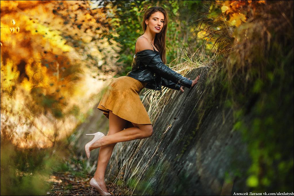 Теплая осень - Алексей Латыш