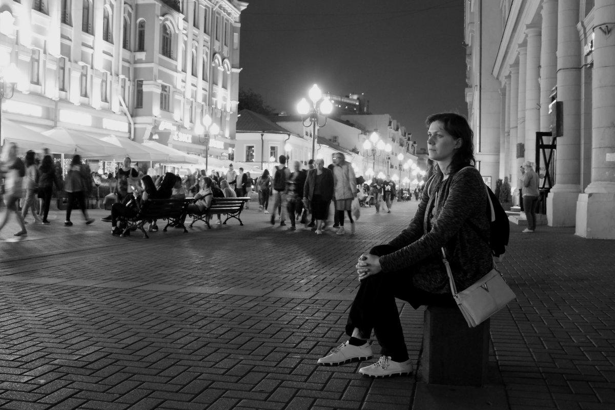 На старом Арбате - Алексей П