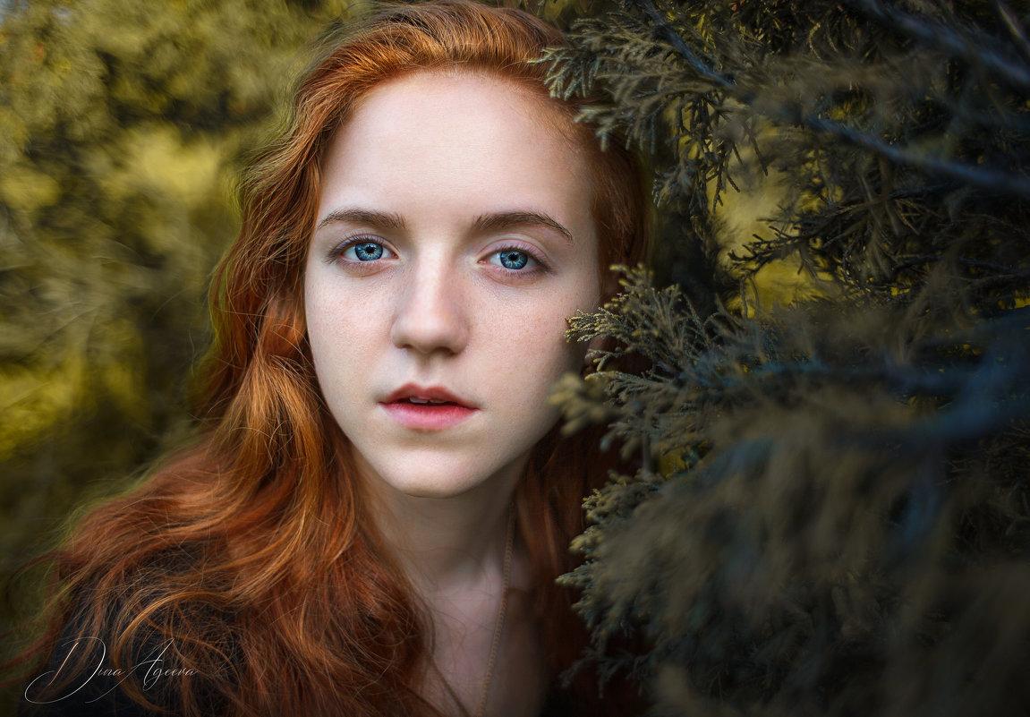 Нимфа леса - Дина Агеева