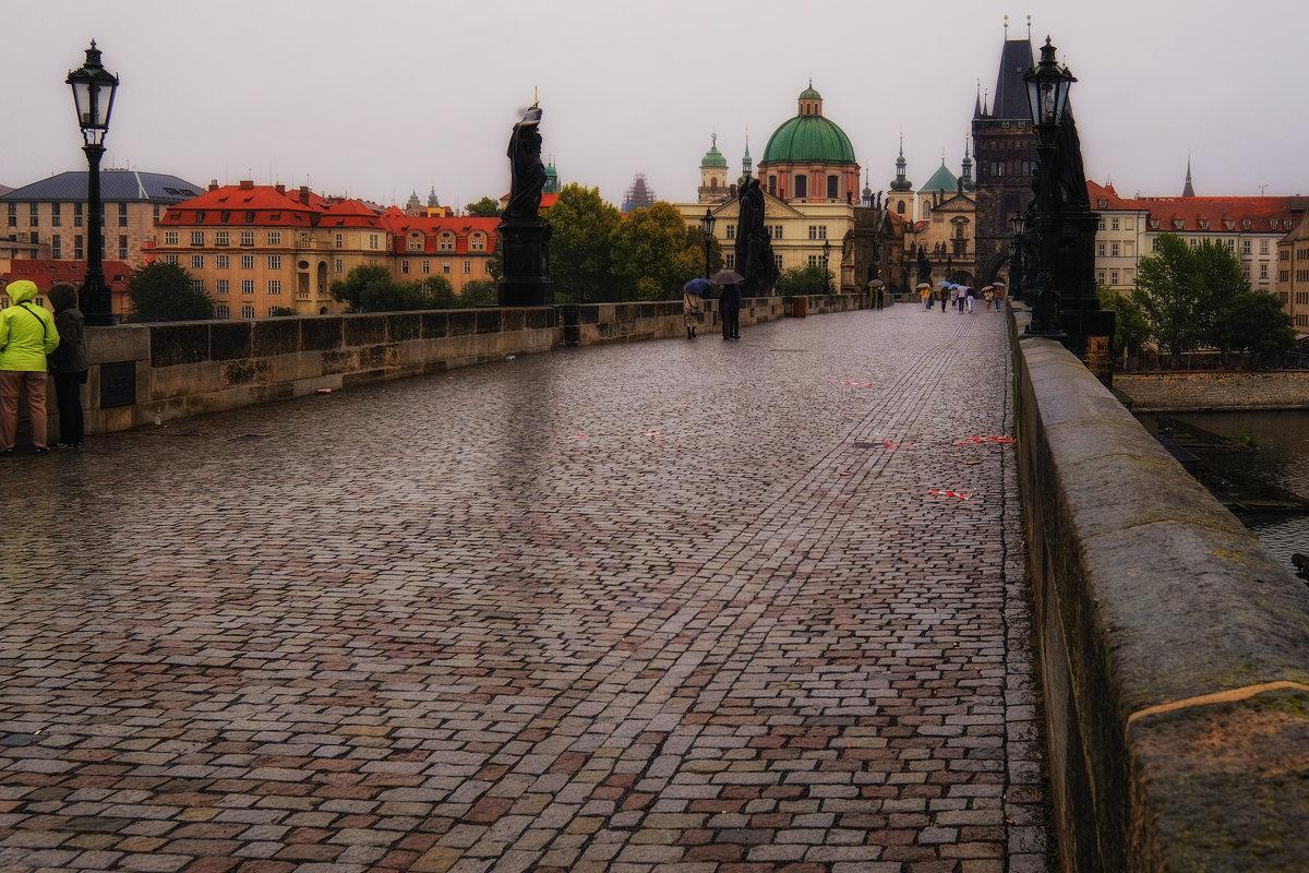 Дождь на Карловом мосту - Alex Alty