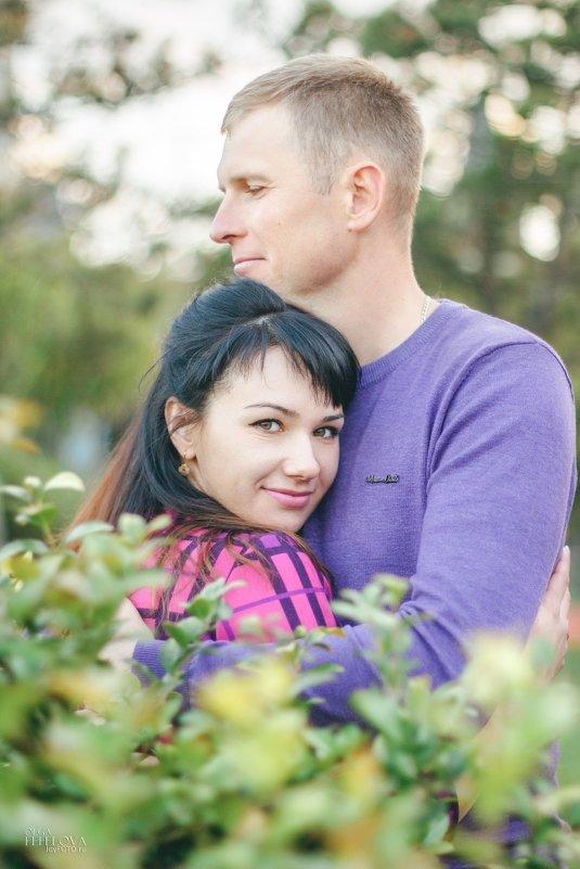 Катя и Андрей - Ольга Фефелова