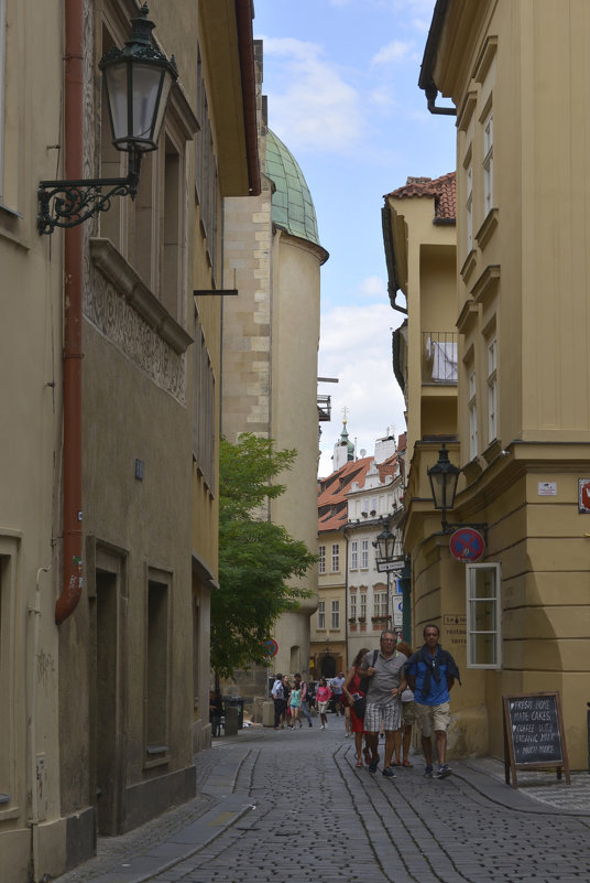 Praha - Nina sofronova