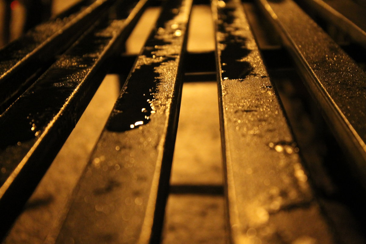 После дождя - Дмитрий
