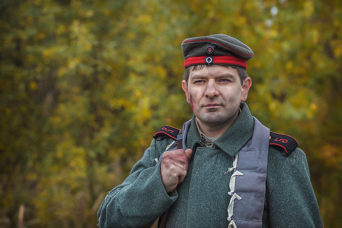 Солдат Кайзера - Виктор Седов