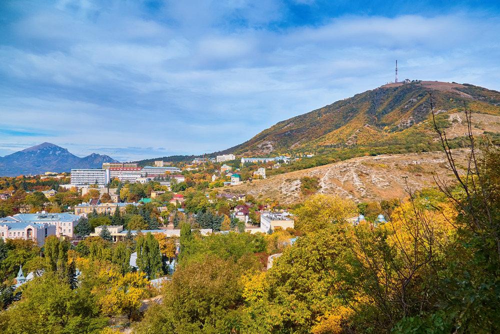 Золотая осень Пятигорска - Николай Николенко