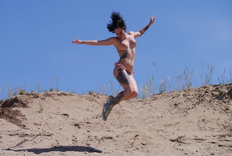 прыжки в полдень - LER LER