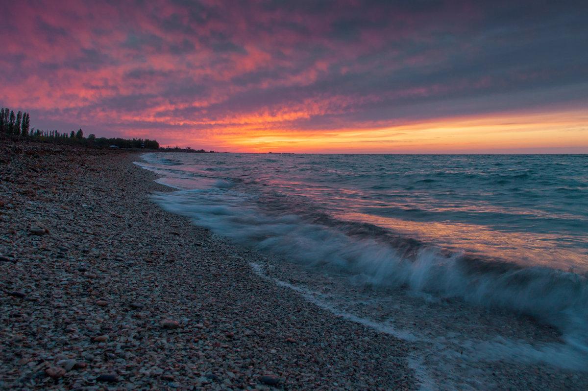 На морском берегу - Mel Amanita