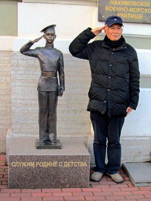 И стар и млад - Сергей Карачин
