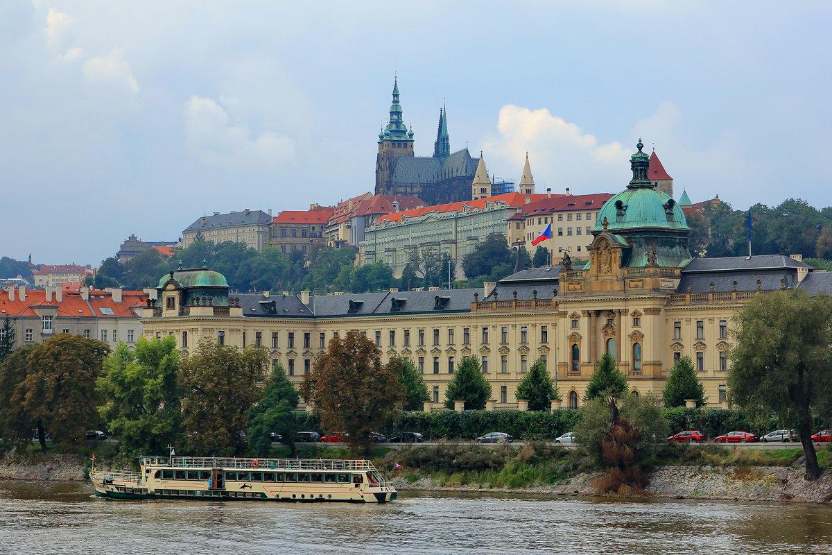 Осень в Праге - Андрей