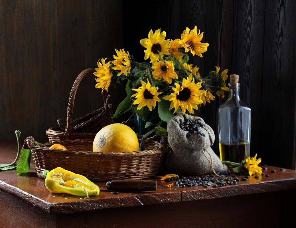 В  цвете  сентября (вар.1) - Наталья Казанцева