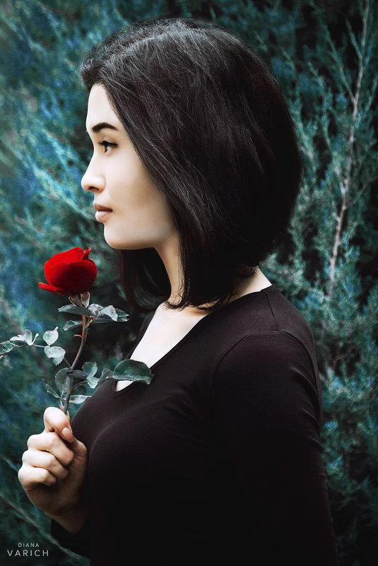 ***** - Diana Varich