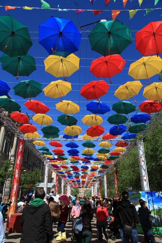 Зонтики - vladimir