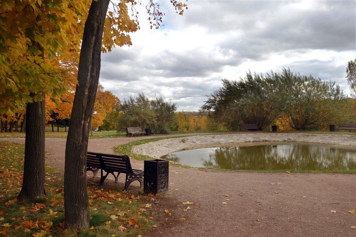 В парке осень... - Nikanor